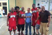 Basketball en Trujillo, Colón, Honduras