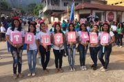 Desfiles en Trujillo, Colón, Honduras
